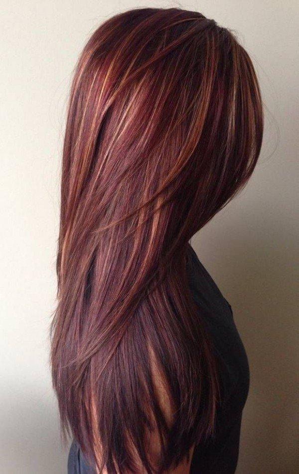 sonbahar'ın vazgeçilmez saç rengi - bakır kızılı- 1