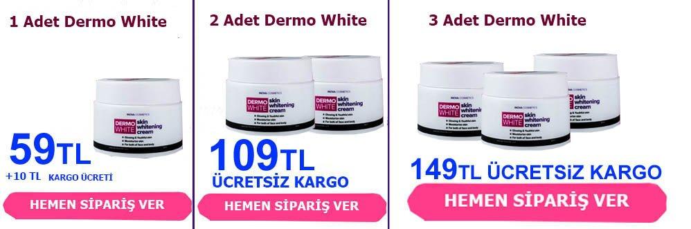 tüm hatları ve özellikleri i̇le dermo white 2