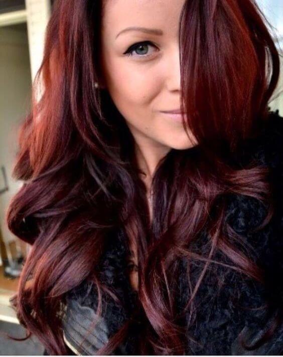 Kızıl Saç Rengi Nasıl Elde Edilir