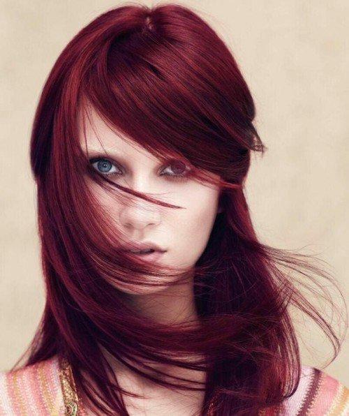 kızıl saç bakımında ipuçları 5
