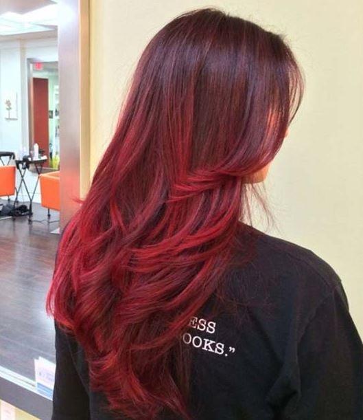 kızıl saç bakımında ipuçları 4