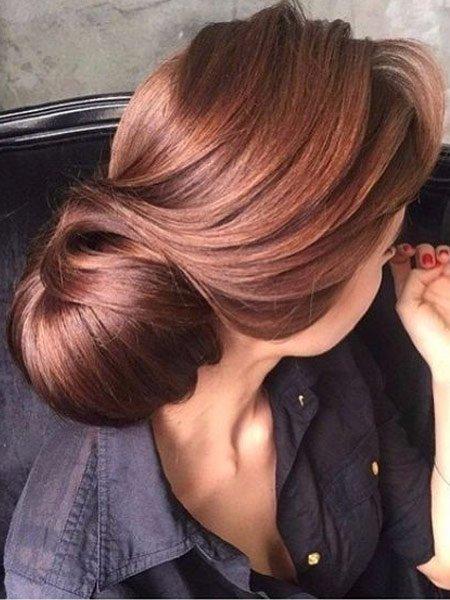 uzun saç kesimi ve modelleri 13