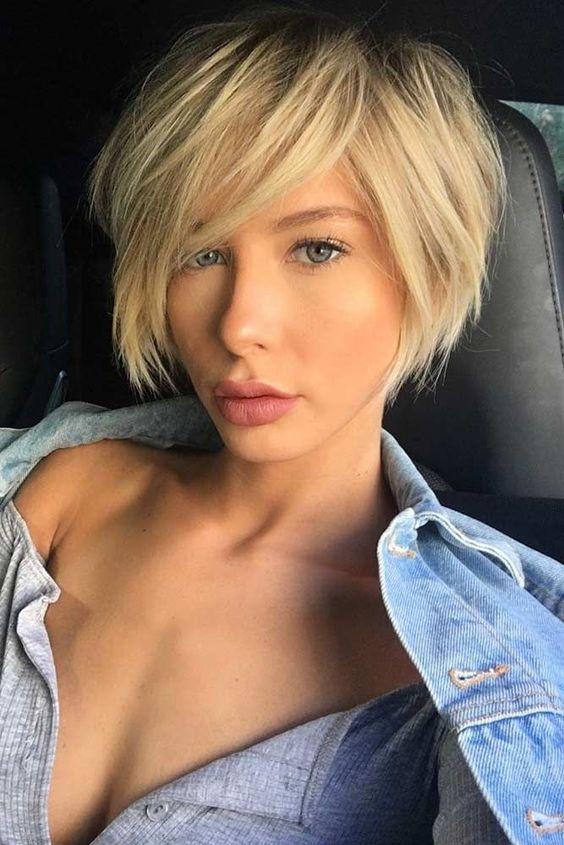 rehber / en güzel 100 kısa saç kesim modelleri 9