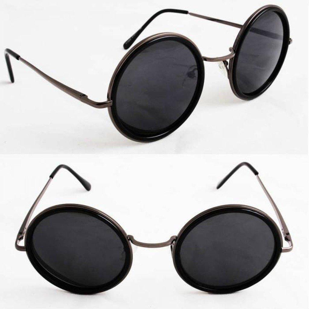 yuvarlak güneş gözlükleri hangi tarzlara uygun? 6