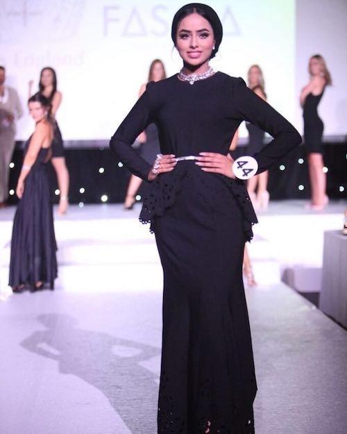 i̇ngiliz güzellik kraliçesi finalisti müslüman güzel oldu 3