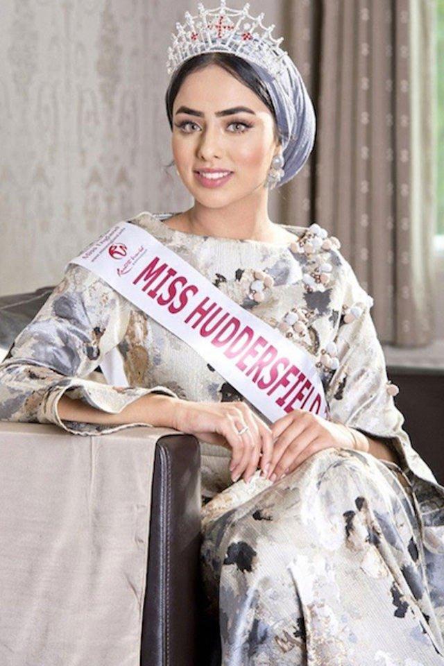i̇ngiliz güzellik kraliçesi finalisti müslüman güzel oldu 5