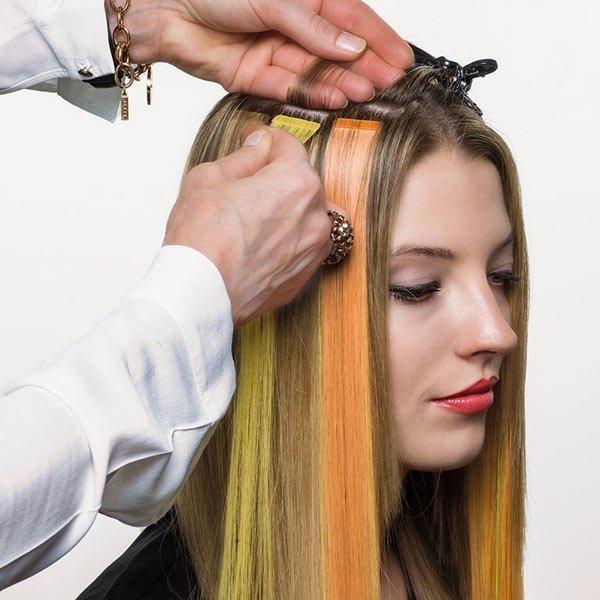 daha uzun, dolgun ve hacimli saçlar i̇çin gl ek saç banları 4