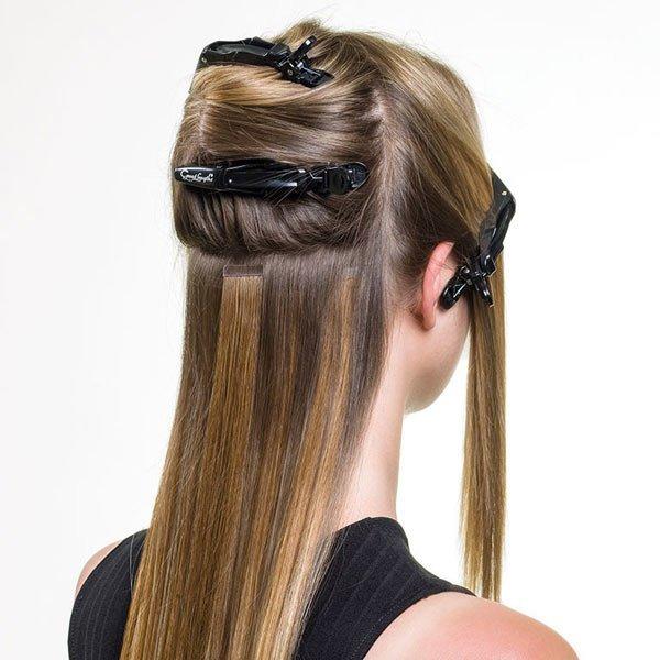 daha uzun, dolgun ve hacimli saçlar i̇çin gl ek saç banları 5
