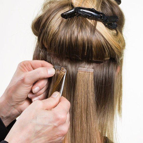 daha uzun, dolgun ve hacimli saçlar i̇çin gl ek saç banları 6
