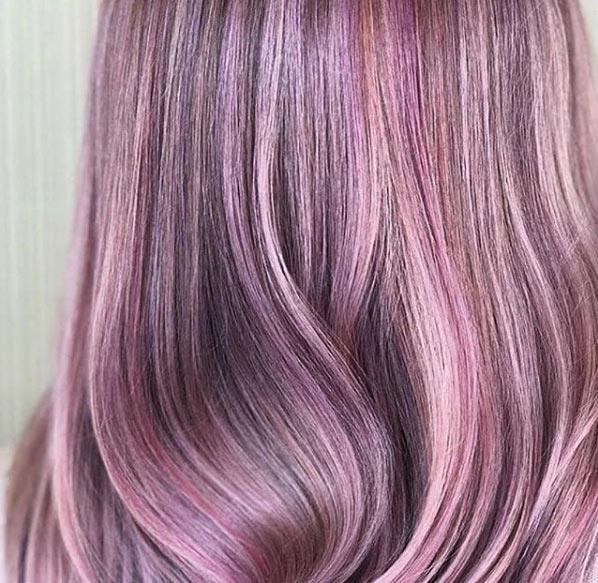 10 saç rengi 2019'da dünya trendi 33