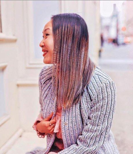 10 saç rengi 2019'da dünya trendi 34