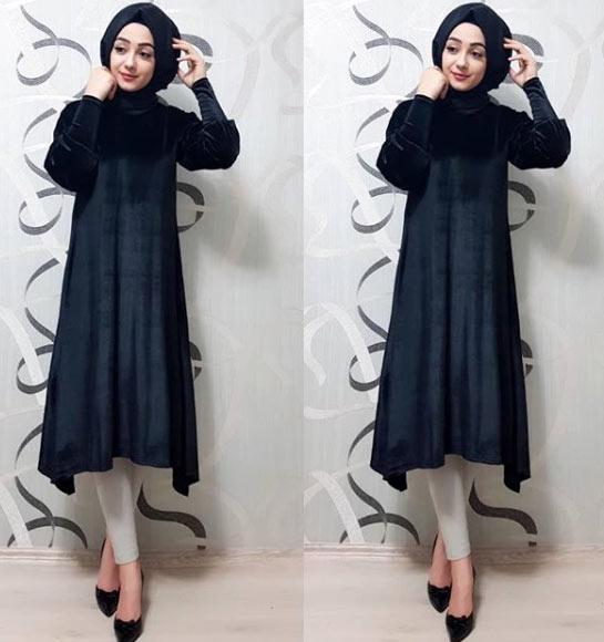 2021 tesettür giyimde kış modası - i̇lham verici 50+ kombin önerisi 47