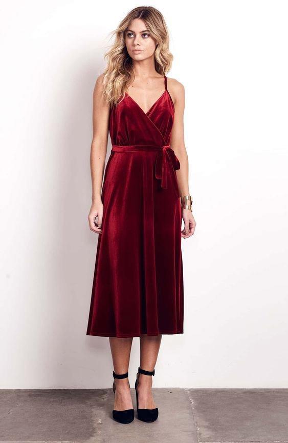 2019 yılbaşı parti elbise önerileri 9