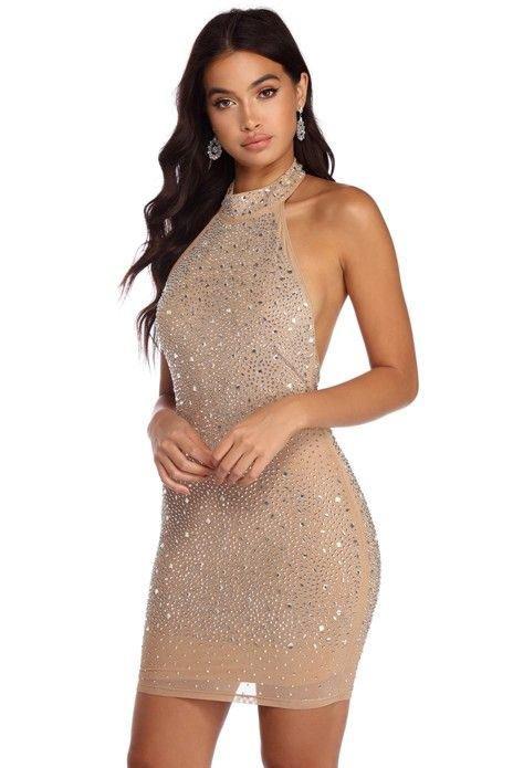 2019 yılbaşı parti elbise önerileri 13