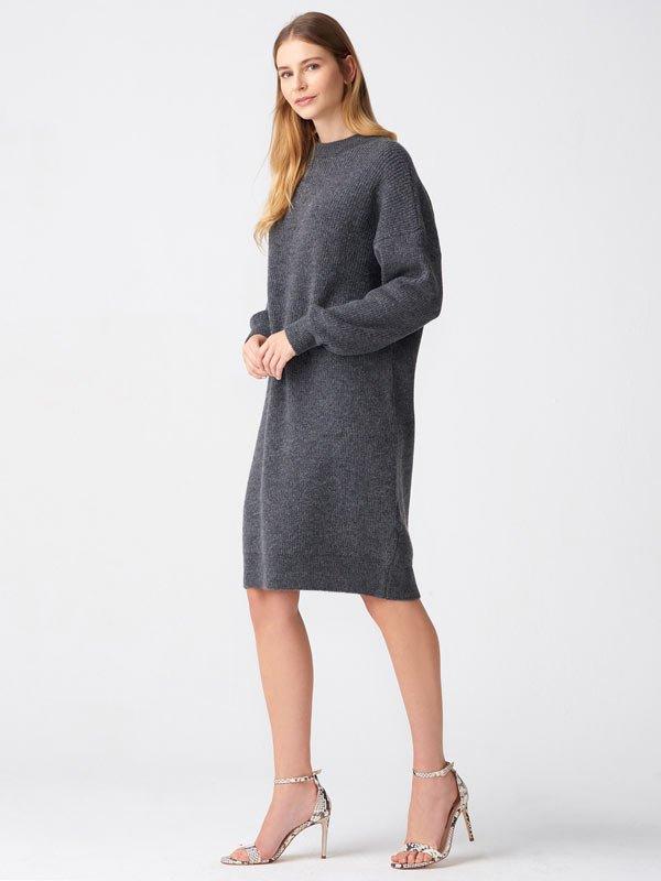 2019 triko elbise modelleri 7