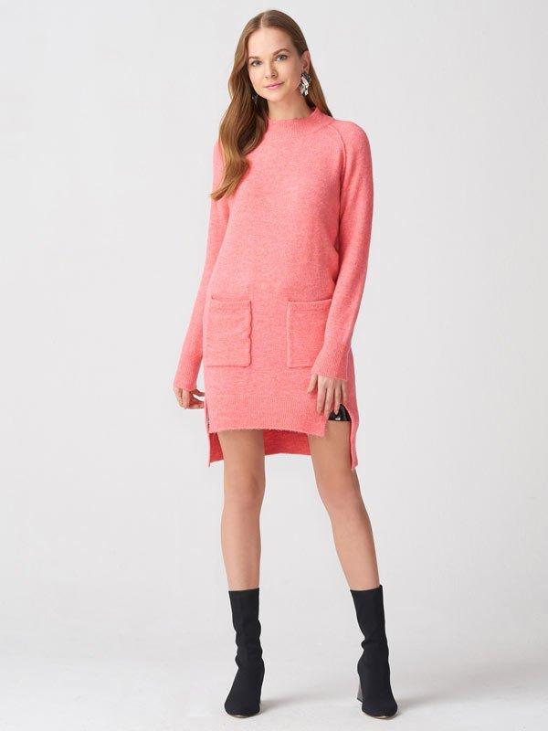2019 triko elbise modelleri 10
