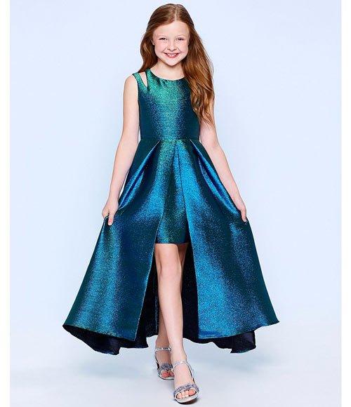 12 yaş abiye elbise modelleri ve fiyatları 8