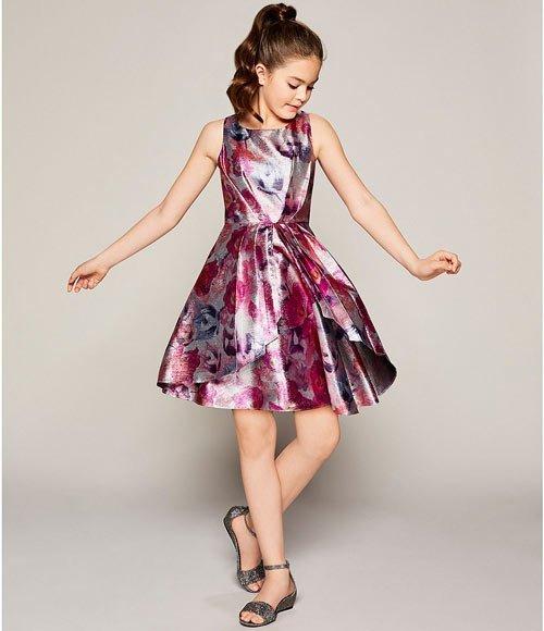 12 yaş abiye elbise modelleri ve fiyatları 15