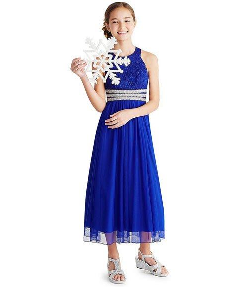12 yaş abiye elbise modelleri ve fiyatları 16