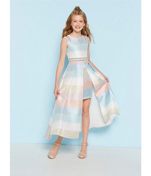 12 yaş abiye elbise modelleri ve fiyatları 10
