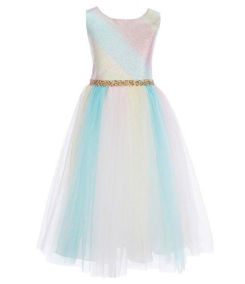 12 yaş abiye elbise modelleri ve fiyatları 19
