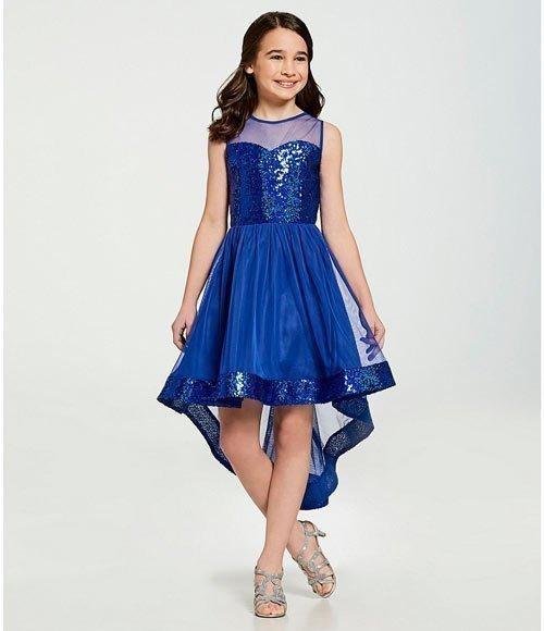 12 yaş abiye elbise modelleri ve fiyatları 24