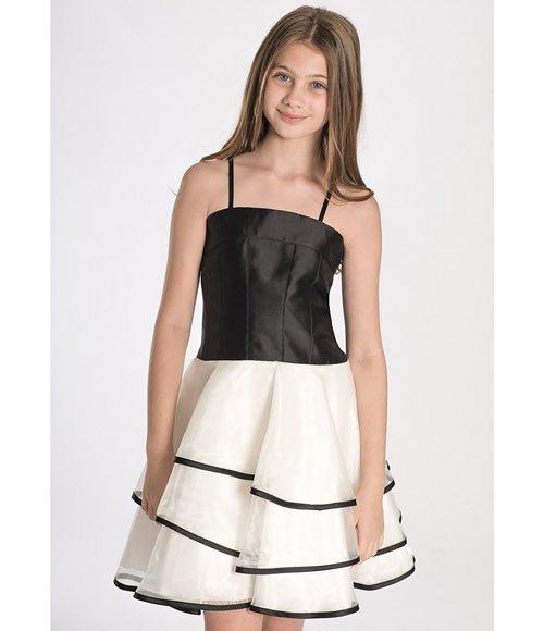 12 yaş abiye elbise modelleri ve fiyatları 28