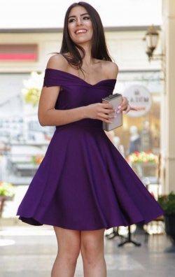2019 lacivert abiye elbise modelleri 5