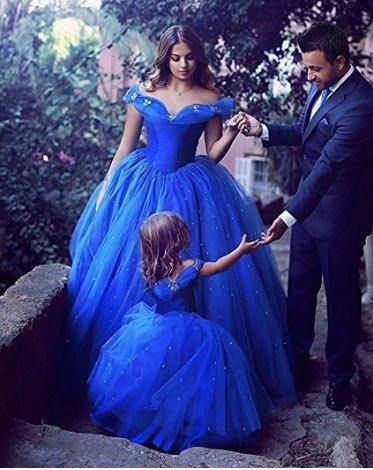 25 adet en güzel  kız çocukları için abiye modeli 2