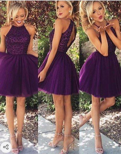 2019 lacivert abiye elbise modelleri 4