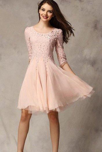 45 mini elbise kombini ile kendi tarzını bulun 23