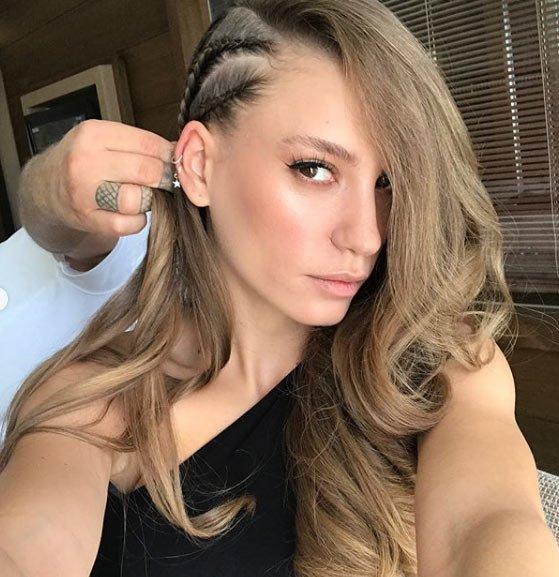 uzun saç kesimi ve modelleri 7