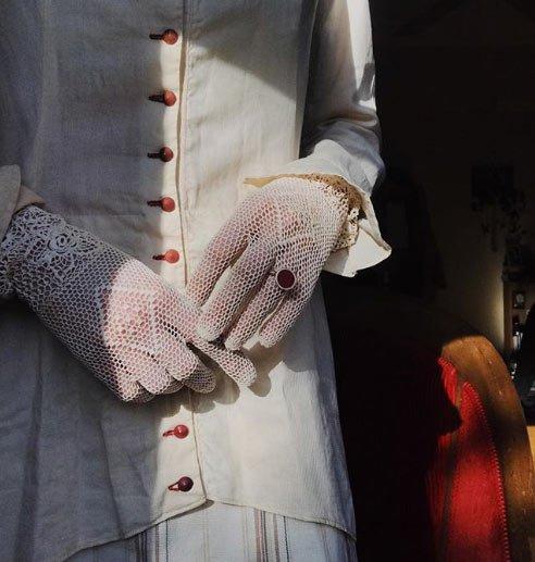 dantel eldiven modası 5