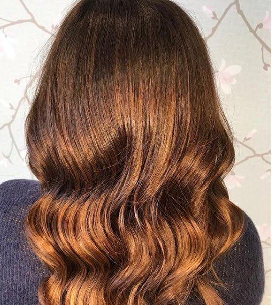 Dore Karamel Saç Rengi
