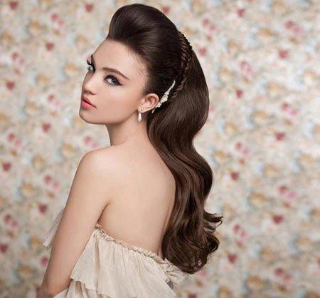 uzun saç kesimi ve modelleri 11