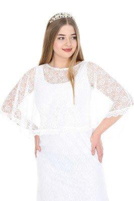 2021 nikah elbise modelleri 17