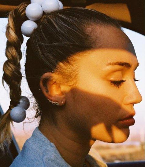 miley cyrus saç rengi ve modelleri 2