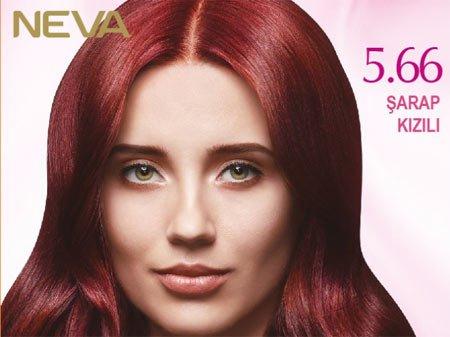 neva color saç renkleri kataloğu 13
