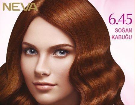 neva color saç renkleri kataloğu 18