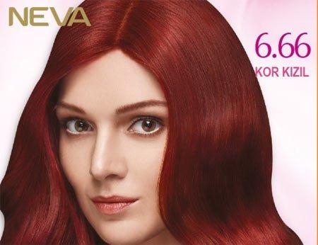 neva color saç renkleri kataloğu 19
