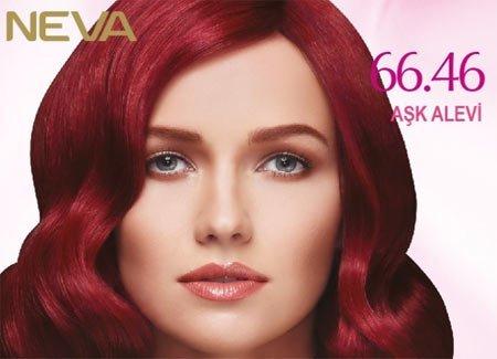 neva color saç renkleri kataloğu 39