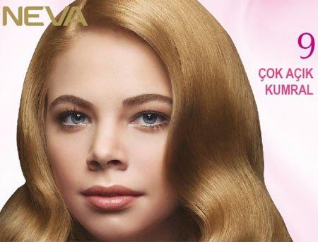 neva color saç renkleri kataloğu 35