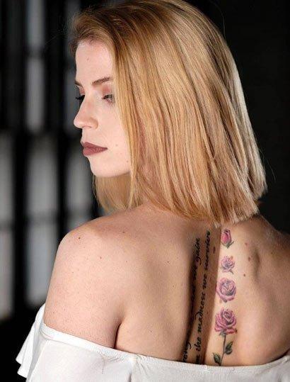 en güzel 100 sırta dövme modelleri 9