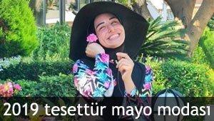 2019 Tesettür Mayolar