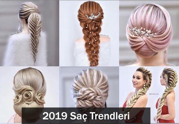 2019 Saç Trendleri