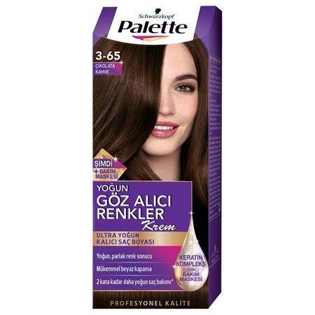palette saç boyaları ve renk kataloğu 8