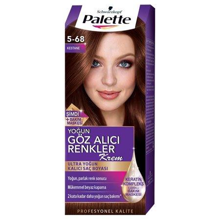 palette saç boyaları ve renk kataloğu 33