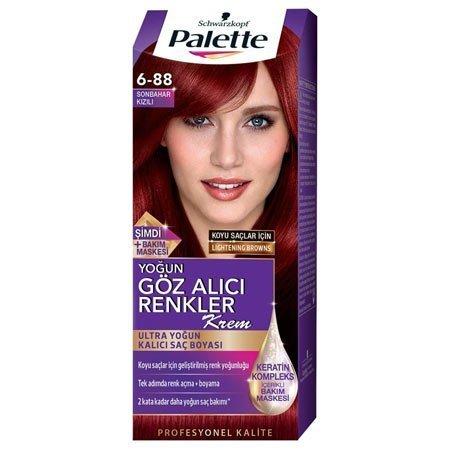 palette saç boyaları ve renk kataloğu 36