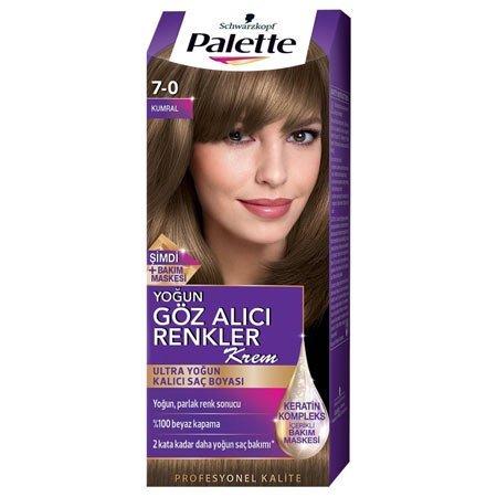 palette saç boyaları ve renk kataloğu 20