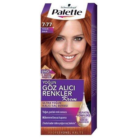 palette saç boyaları ve renk kataloğu 42